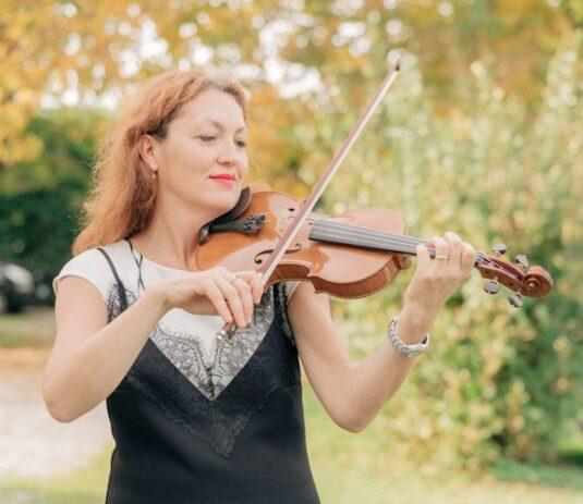 Magici violini - Barbara Andreini