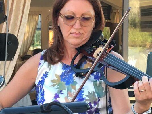 violino elettrico - Magici violini